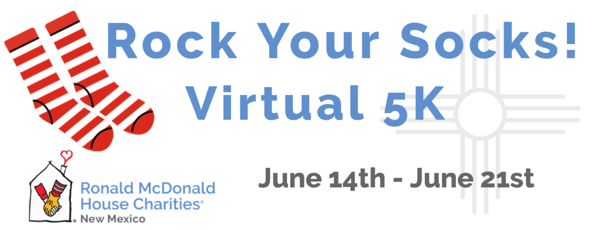 Rock Your Socks! Virtual 5K